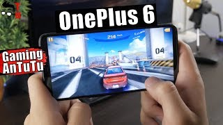 OnePlus 6 Performance Test: Gaming & Benchmarks