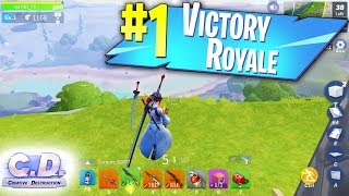 If FORTNITE is really OVER ... Play Creative Destruction