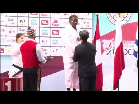 Open Panamericano Lima 2018 - Dia 2 Finales - Tatami 1