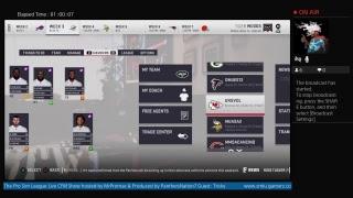 Madden 19 Online 32 User CFM Pro Sim League Live Show S5