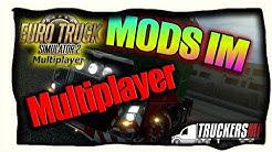 [ETS 2]🌟 Mods im Multiplayer installieren🌟 | LKW MOD 🚛