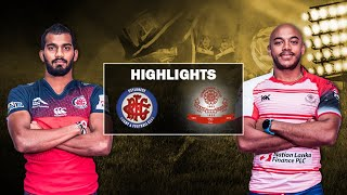 Match Highlights - CR & FC v CH & FC DRL 2018/19 #3
