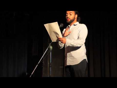 INTRO: POEM BY SUZANNE STEELE - PERFORMED BY MOHAMED