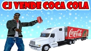 Gta san andreas loquendo - cj vende coca cola