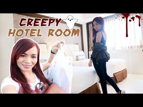 Vlog : CREEPY HOTEL ROOM + CEBU PASALUBONG SHOPPING!