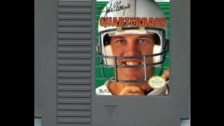 Drink a Beer and Play a Game Review - John Elways Football, NES Play Action Football, and NFL