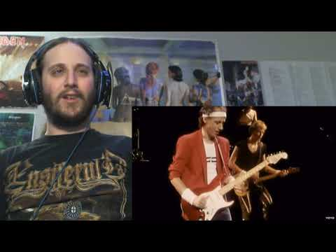 (Reactor's Choice) Dire Straits - Sultans Of Swing (Alchemy Live) (Reaction)