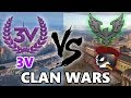 World Of Tanks 3V Vs FAME D3S Fisherman S Bay Ensk CLAN WARS 44 mp3