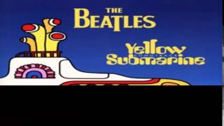 Yellow Submarine - The Beatles Lyrics thumbnail