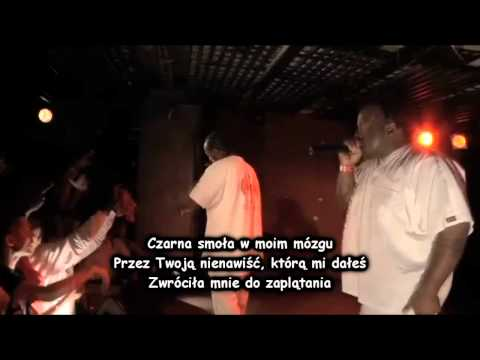 Tech N9ne - Blackened The Sun napisy po polsku PL LIVE EuroTech Tour