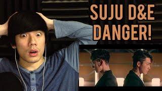 SUPER JUNIOR-D&E 'Danger' MV Reaction | Eunhae, Eunhae and more Eunhae!! 😱😱😱