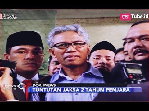 Mahkamah Agung Tolak Permohonan Kasasi Buni Yani - iNews Malam 25/11