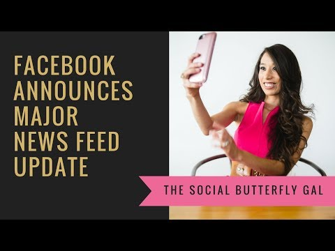 Facebook to Change News Feed: How This Will Impact Business Pages