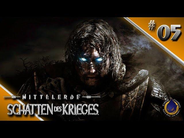KLINGE IN DER DUNKELHEIT ⚔️ Let's Play MITTELERDE - SCHATTEN DES KRIEGES #05