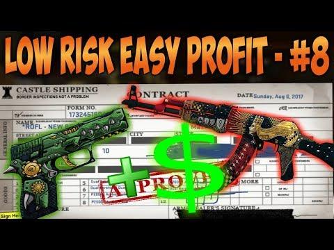 how to make easy profit in cs go
