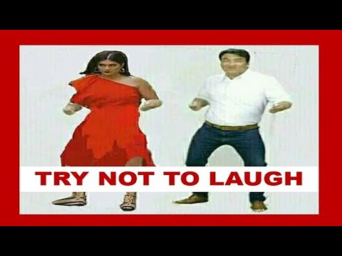 FUNNY MEMES: Daniela Mondragon Of Kadenang Ginto In Red Dress (Try Not To Laugh)