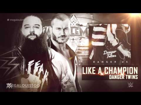"""WWE Wrestlemania 33 Official Theme Song - """"Like A Champion"""" With Download Link"""