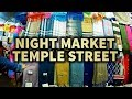 Temple Street Night Market Hong Kong – Shopping in Hong Kong