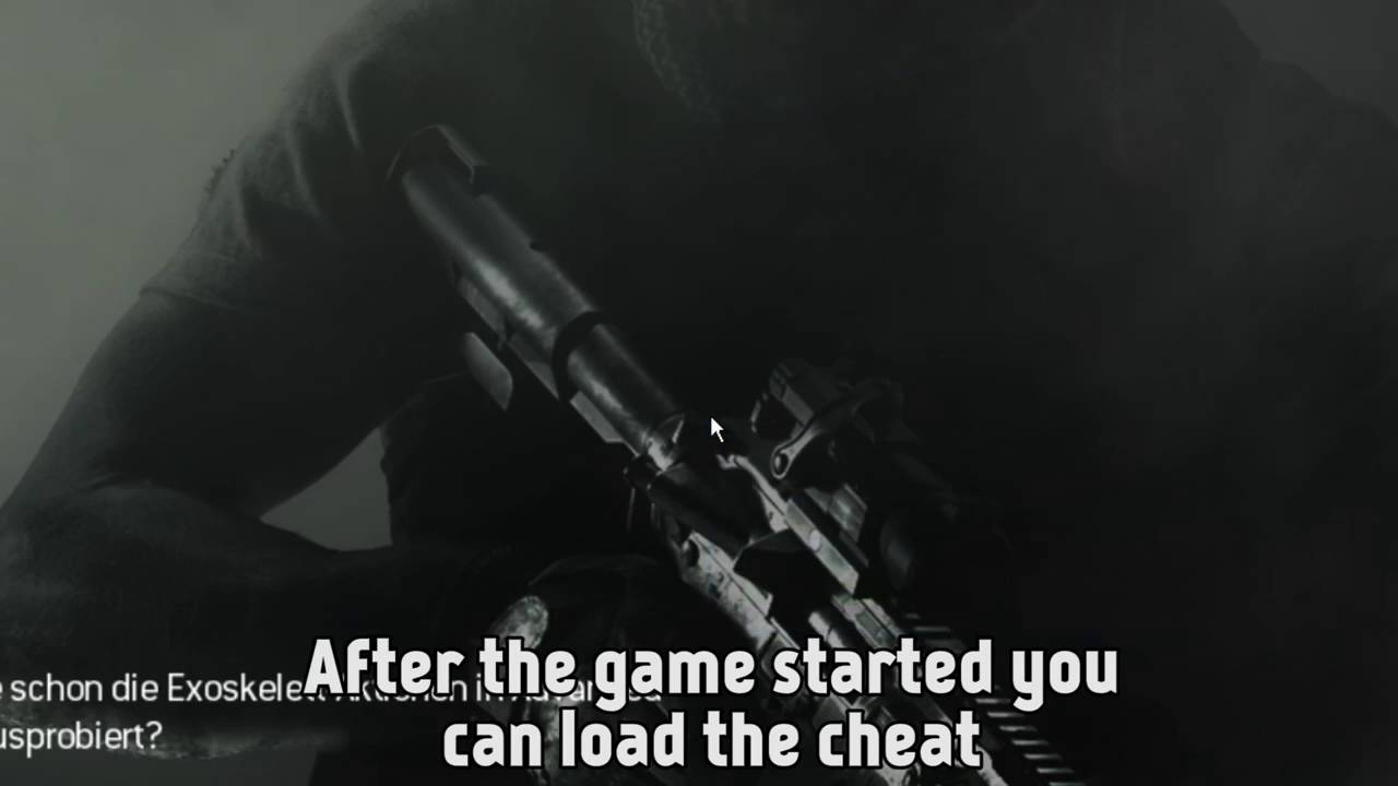 Release - MW3 Steam Aesir Cheats | CabConModding