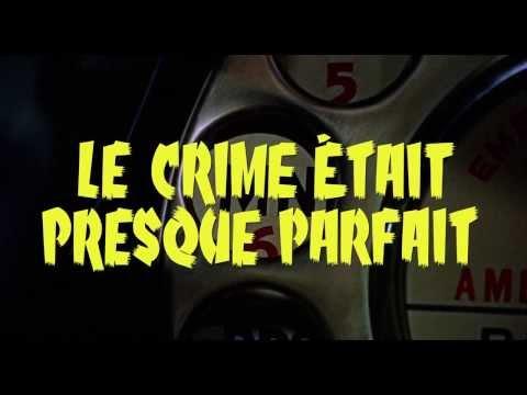 Le Crime était presque parfait  - bande-annonce poster