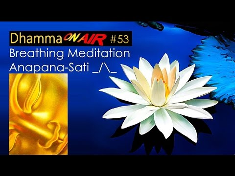 DoA#53: Guided Meditation on Anapana-Sati Breathing