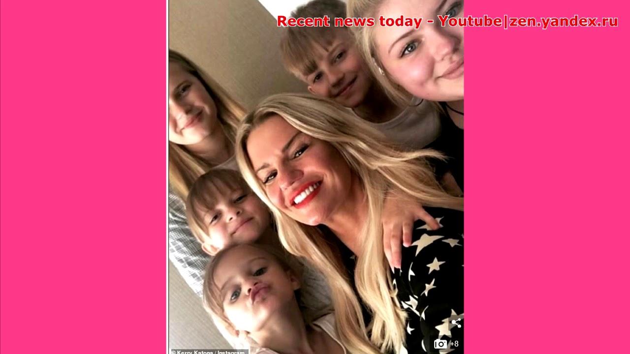 'I'm Loving It!' Kerry Katona Reveals She's Joined X-rated