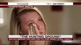 2015 MSNBC promotes College Rape Hysteria documentary