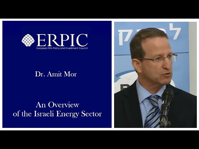 An Overview of the Israeli Energy Sector