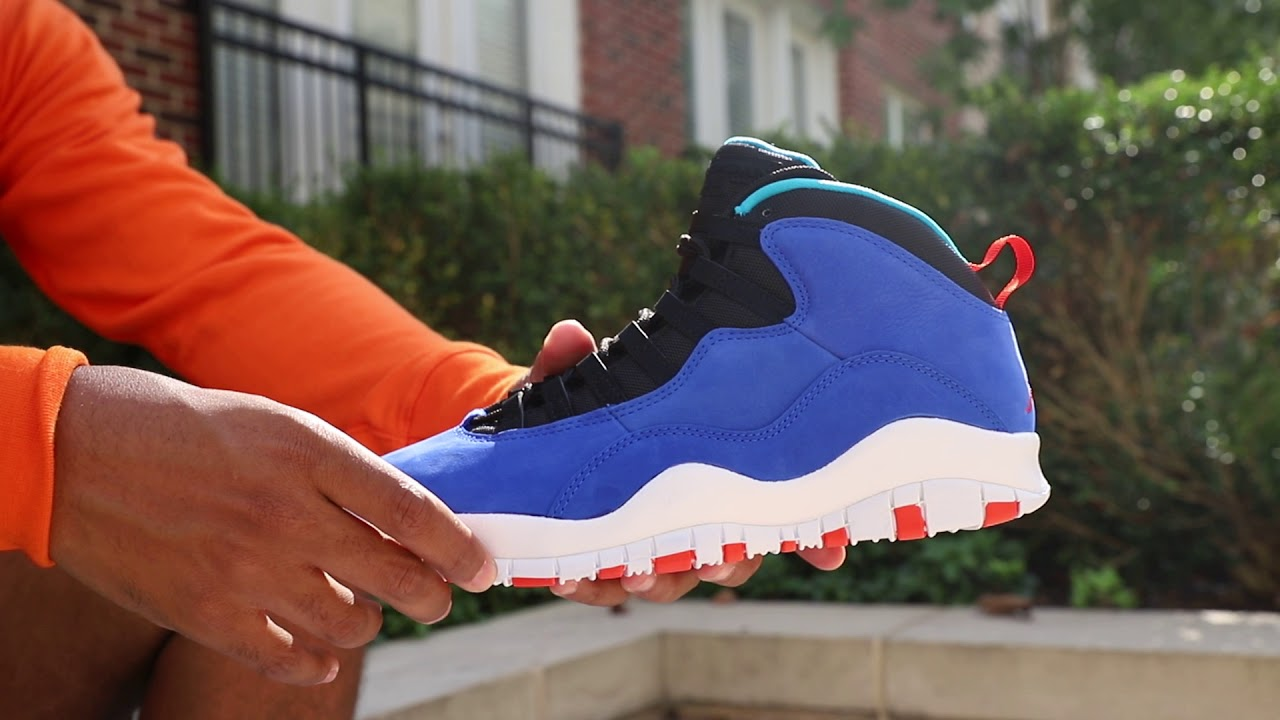 outlet store 96993 eeba1 Air Jordan 10