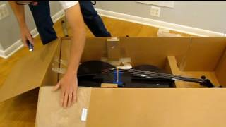 Unboxing my carbon fiber Cello from Luis and Clark. Resimi