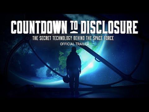 Cuenta regresiva para la divulgación: la tecnología secreta detrás de la fuerza espacial (2021)