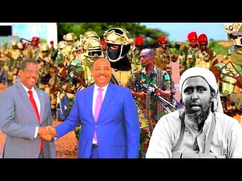 Deg Deg Ciidanka Somalia Oo Awood Lasoo Baxay, P/Land & Galmudug Oo Shabaab U Heshiiyey