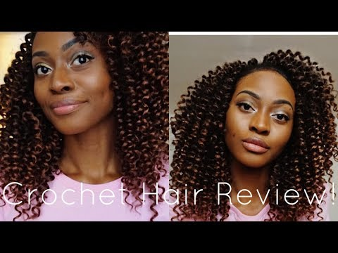 Crochet Braids!! Afri Naptural Hair Review