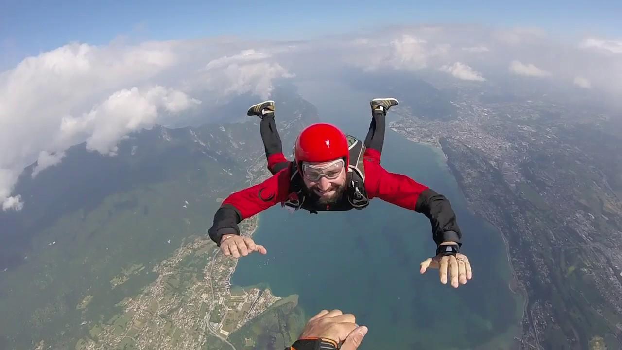 parachutisme brevet b2