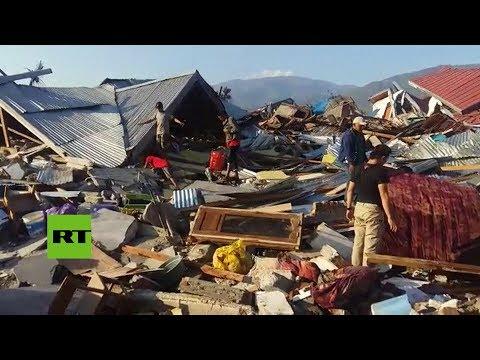 Consecuencias Del Terremoto Y El Tsunami En Indonesia