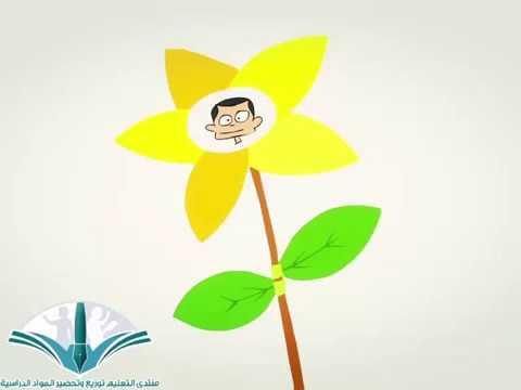 وردي وأزهاري الجميلة تعليم الرسم للاطفال اول ابتدائي Youtube