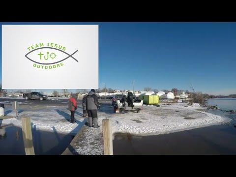 DETROIT RIVER WALLEYE Report 2020: VLOG 1