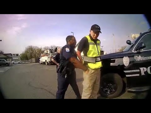VIDEO: Man arrested for impersonating police officer in Whitehall
