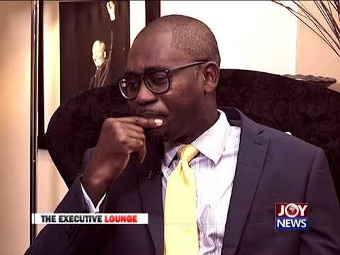 Marricke Kofi Gane - The Executive Lounge on JoyNews (25-11-17)
