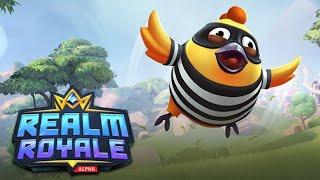 Realm Royale  |nuevo battle royal |a por victorias | Español ps4