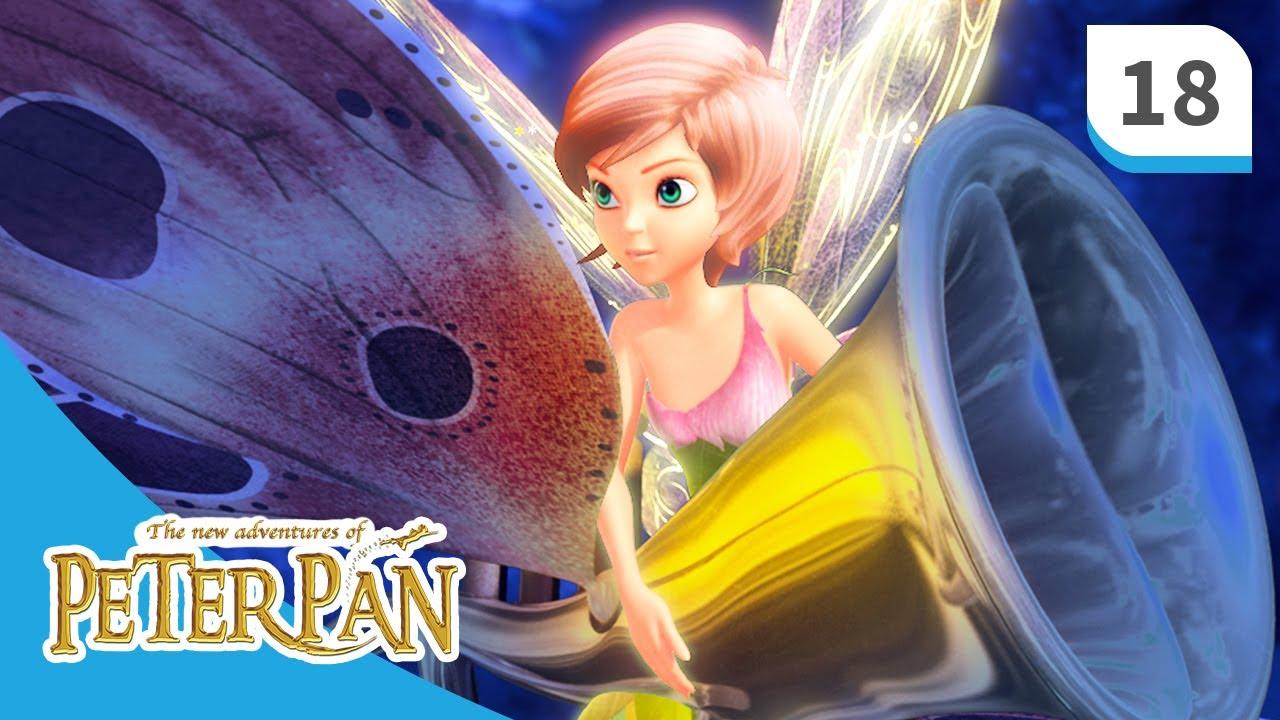 Peter Pan - Season 2 -  Episode 18 - The Topsyturvy Spheres - FULL EPISODE