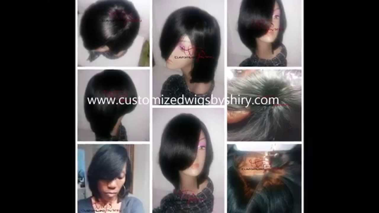 How To Make A Wig Capand Sew Human Hair Using Sewing