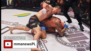 """Szymon Kołecki po 45 sekundowej demolce: """"Nie wybieram się do UFC."""""""