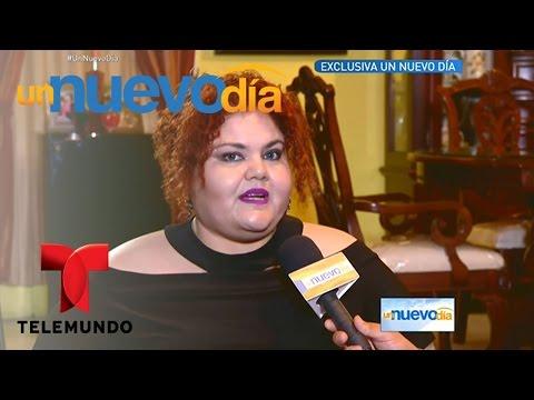 Claudia Gabriela Aguilera, la nueva hija de Juan Gabriel   Un Nuevo Día   Telemundo