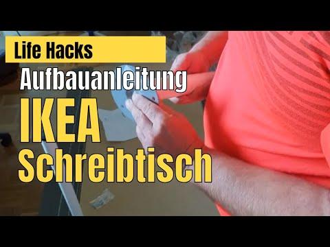 ikea-schreibtisch-aufbauen-/-tutorial-anleitung-zum-selber-machen-/diy