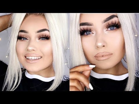 Chit Chat Grwm - My Everyday Hair & Makeup Routine