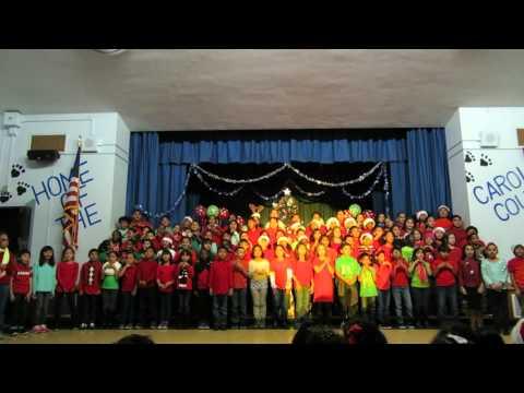 2015 Caroldale Learning Community Winter Program