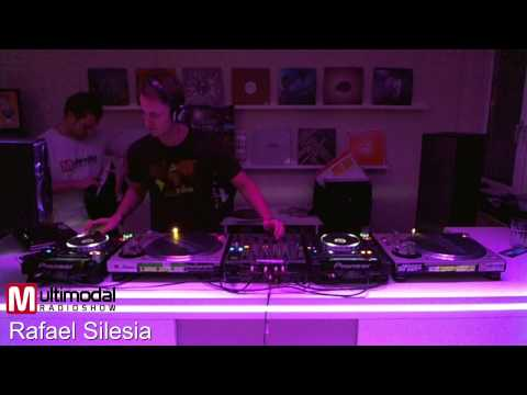 Techno Mix by Monoton & Rafael Silesia @ Multimodal - 12.03.2015