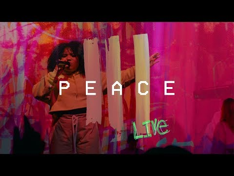 P E A C E (Live at Hillsong Conference) - Hillsong Young & F