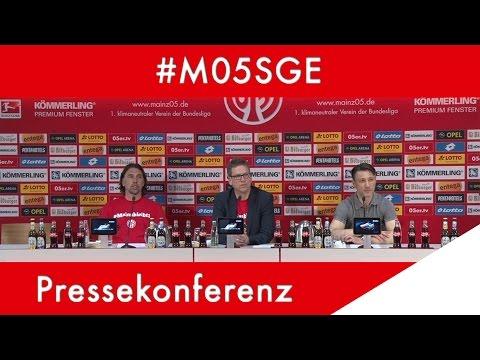 Pressekonferenz nach Frankfurt   #M05SGE   05er.tv   1. FSV Mainz 05